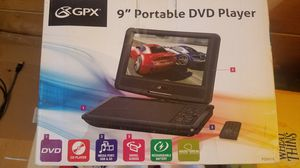 Portable CD DVD player for home and car for Sale in Orange, CA