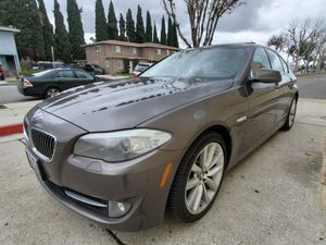 2011 BMW 535i Clean Title for Sale in Downey, CA