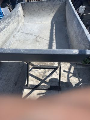 Wet bridge sliding table for saw & tile for Sale in San Diego, CA