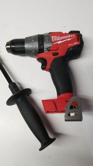 Milwaukee fuel hammer drill driver for Sale in Arlington, VA