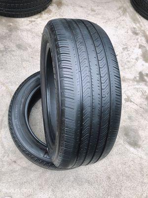 215/55/17 Michelin primacy (2) for Sale in Whittier, CA