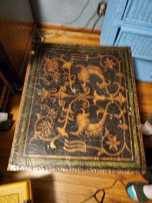 Really Cool Collectors Table (Antique) for Sale in Nashville, TN