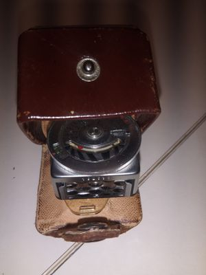 Leica Meter 3 III in Original leather case for Sale in Lewisville, TX