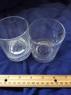 Crown royal collectible glasses for Sale in Phoenix, AZ