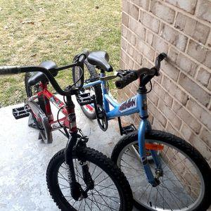 2 Kids Bikes for Sale in Alexandria, VA