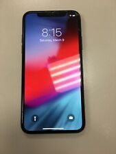 IPhone X No scratch no cracks for Sale in Limestone, ME