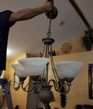 Lamp $100 obo for Sale in Cape Coral, FL