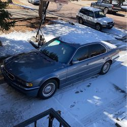 2001 BMW 740i for Sale in Colorado Springs,  CO
