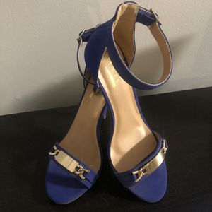 Royal Blue Heels, Size 8 for Sale in Pembroke Pines, FL