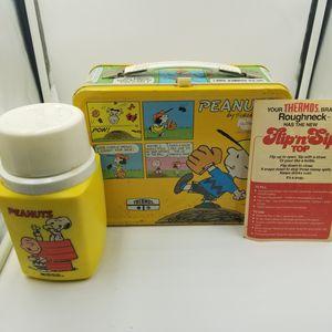 Peanuts Lunch Box for Sale in Alexandria, VA