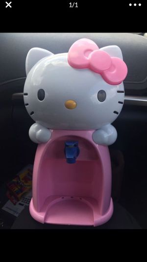 Hello kitty mini water dispenser perfect for girls room or office ❤️ $30 for Sale in Norwalk, CA