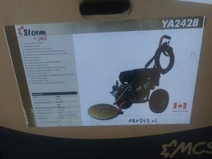Storm by MCS 2400 psi Gas Power Pressure Washer - New in box for Sale in Portland, OR