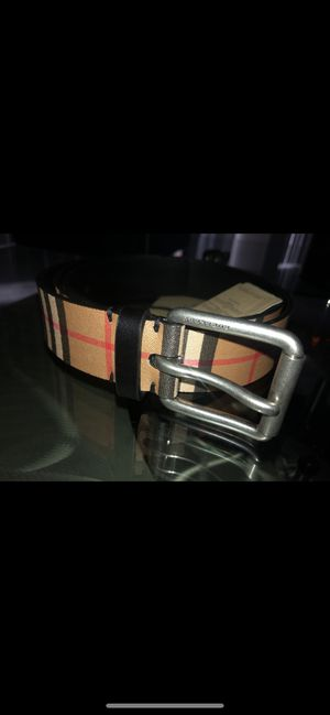 Brand new Burberry Belt for sale for Sale in Baltimore, MD