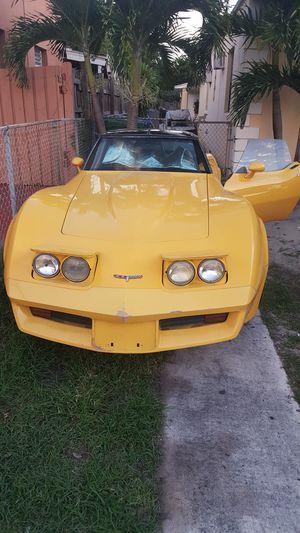 1980 Chevy Corvette for Sale in Miami, FL