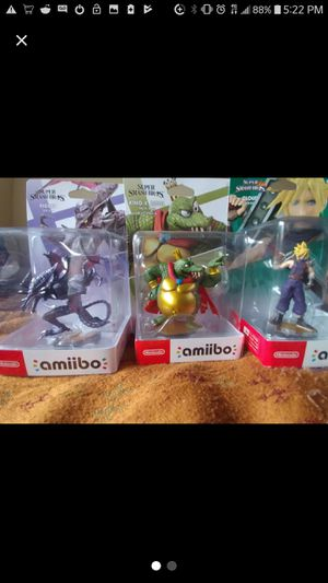 Nintendo amiibos for Sale in Baltimore, MD