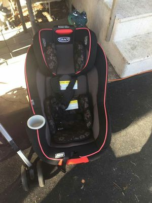 Graco 4 ever all in one convertible car seat for Sale in Apopka, FL