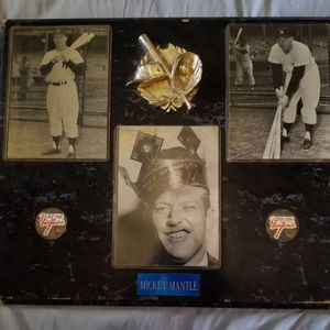 Mickey mantle photos for Sale in Lebanon, PA