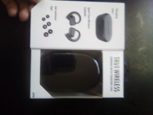 True wireless Bluetooth earbuds for Sale in Madera, CA