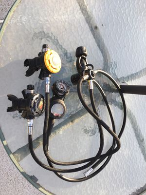 Dive Rite Regulators and Oceanic Dive Computer. for Sale in Phoenix, AZ