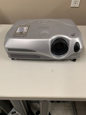 Hitachi projector no controller for Sale in Visalia, CA
