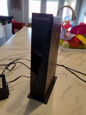 Netgear WiFi Cable Modem/Router for Sale in Lubbock, TX