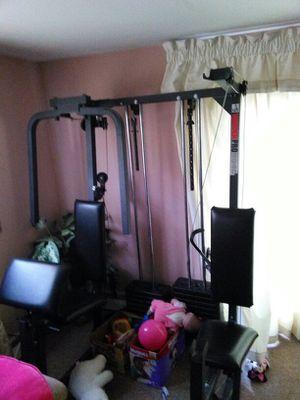 $200 weight set for Sale in Woodbridge, VA