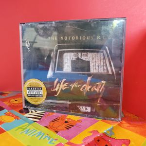 The Notorious B.I.G. Life After Death Explicit Content for Sale in Palm Bay, FL