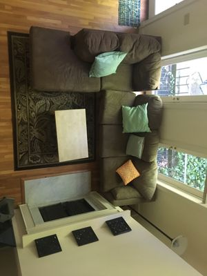 Huge sectional couch for Sale in Washington, DC