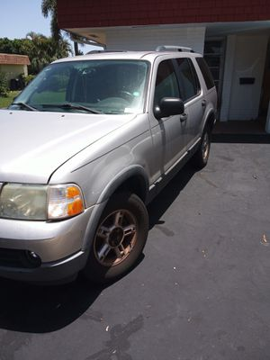 Ford explorer 2003 for Sale in North Lauderdale, FL