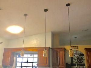 Kitchen island lights for Sale in Hialeah, FL
