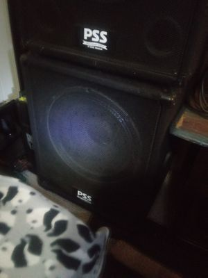PSS Speakers for Sale in Arnold, MO