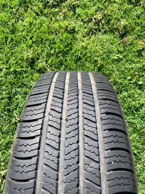 Single (1) Goodyear tire size 235/65/18 with 50% tread left on it Selling tire only no installation for Sale in Corona, CA