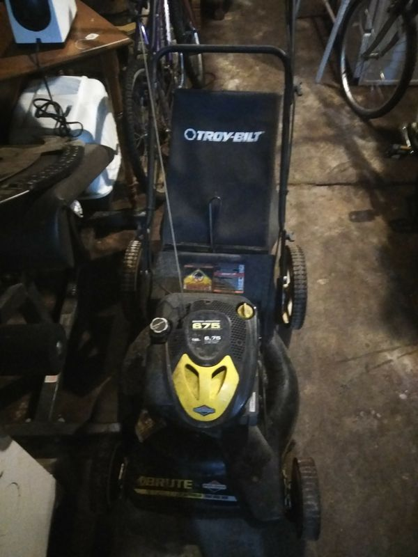 5 to 10 Used Lawn mower some working / some not