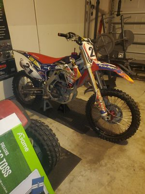 2015 crf250r headwork,porting, and cam for Sale in Baton Rouge, LA