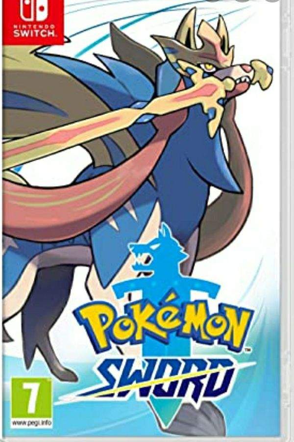 pokemon sword 45$