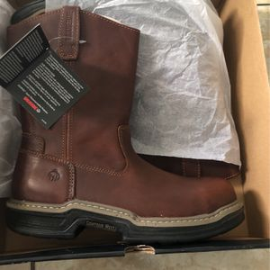 New Wolverine Men's Boots Size 10 for Sale in Houston, TX
