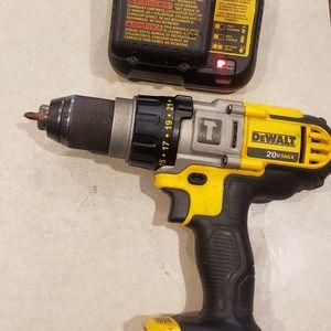 Dewalt 20 Volt Max Power, Driver, Hammer Drill for Sale in Tacoma, WA