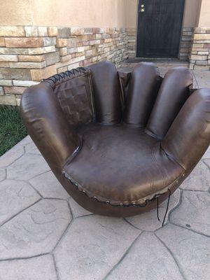 Stark Baseball Glove Spinning Chair for Sale in Covina, CA