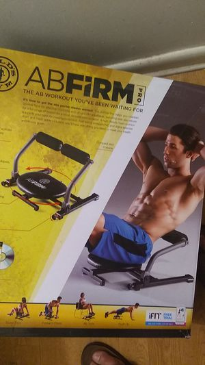 ABFIRM PRO new in its box $35 for Sale in Nashville, TN