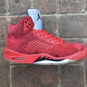 Jordan 5 Suede for Sale in Manassas, VA