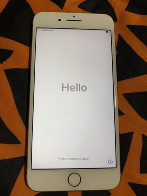 Iphone 8 plus Rose gold for Sale in Santa Ana, CA