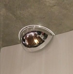 New ceiling security 180* mirror for Sale in Walton, KY