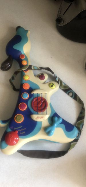Kids toy guitar for Sale in Lynnfield, MA