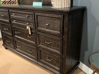 ‼️BRAND NEW‼️Rustic dresser 9 drawer! Free DELIVERY for Sale in Fountain Valley,  CA