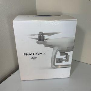 DJI Phantom 4 Quadcopter Drone for Sale in Everett, WA
