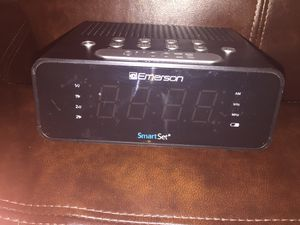 Emerson Alarm Clock for Sale in Salt Lake City, UT