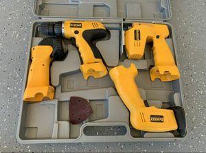 Dewalt & worx tools for Sale in Oak Glen, CA