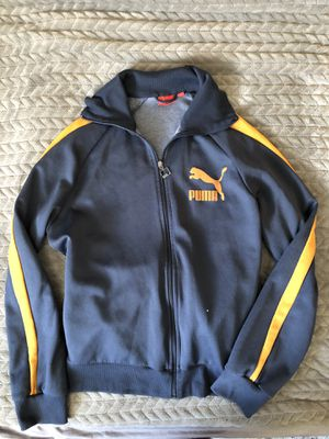 Vintage Puma Warm up jacket for Sale in Tampa, FL