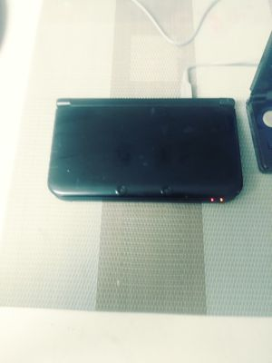 NINTENDO 3D XL W CHARGER AND CAR CHARGER CHARCOAL BLACK 130.00 for Sale in Newark, OH