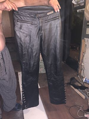 Harley Davidson Women's Riding Lace Up Pants 38/10 for Sale in Winter Park, FL